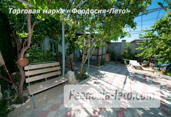 Дом под ключ в рядом с песчаными пляжами в г. Феодосия - фотография № 15