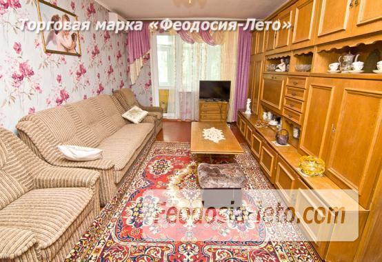 3 комнатная квартира в Феодосии, улица Крымская, 82-Б - фотография № 3