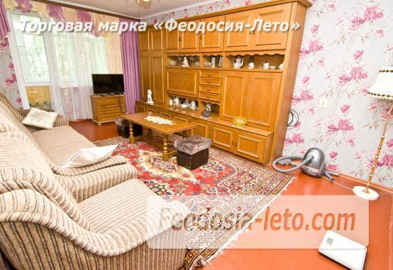 3 комнатная квартира в Феодосии, улица Крымская, 82-Б - фотография № 4