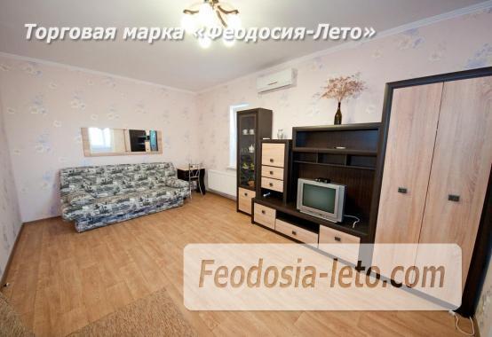 С хорошим ремонтом 1-комнатная квартира в Феодосии на улице Дружбы, 46 - фотография № 1