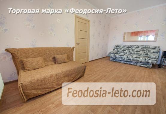 С хорошим ремонтом 1-комнатная квартира в Феодосии на улице Дружбы, 46 - фотография № 2