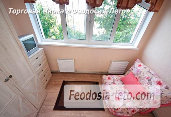 С хорошим ремонтом 1-комнатная квартира в Феодосии на улице Дружбы, 46 - фотография № 3