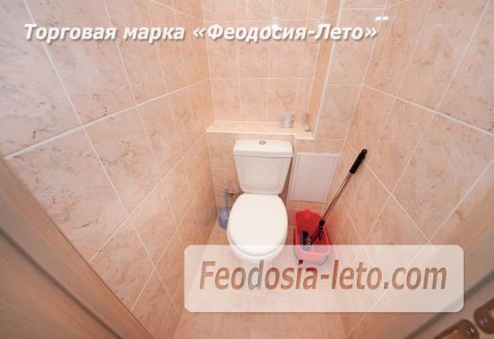 С хорошим ремонтом 1-комнатная квартира в Феодосии на улице Дружбы, 46 - фотография № 12