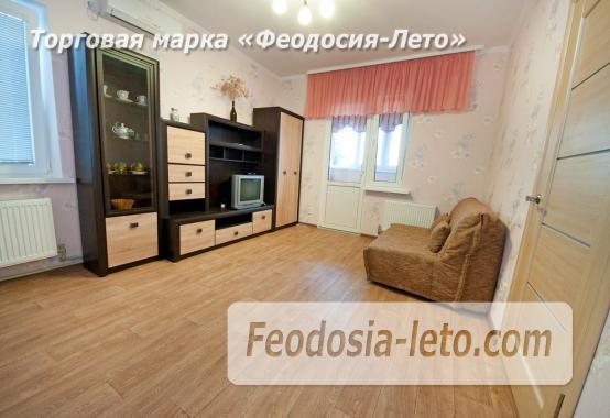 С хорошим ремонтом 1-комнатная квартира в Феодосии на улице Дружбы, 46 - фотография № 4