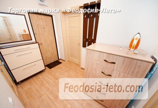 С хорошим ремонтом 1-комнатная квартира в Феодосии на улице Дружбы, 46 - фотография № 6