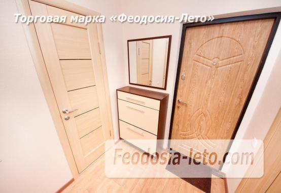 С хорошим ремонтом 1-комнатная квартира в Феодосии на улице Дружбы, 46 - фотография № 8