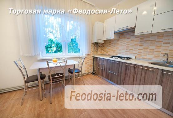 С хорошим ремонтом 1-комнатная квартира в Феодосии на улице Дружбы, 46 - фотография № 10