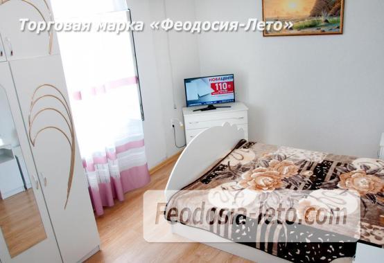 Длительно 2-комнатная в Феодосии, улица Дружбы, 42-Е - фотография № 8
