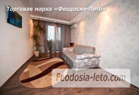 3 комнатная квартира в Феодосии, бульвар Старшинова, 8 - фотография № 1