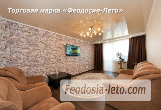 3 комнатная квартира в Феодосии, бульвар Старшинова, 8 - фотография № 17