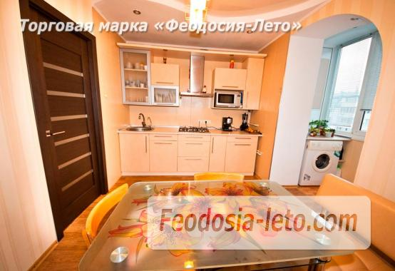 3 комнатная квартира в Феодосии, бульвар Старшинова, 8 - фотография № 13