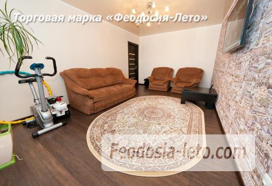 3 комнатная квартира в Феодосии, бульвар Старшинова, 8 - фотография № 15