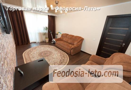 3 комнатная квартира в Феодосии, бульвар Старшинова, 8 - фотография № 4