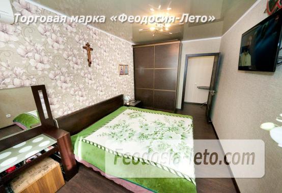 3 комнатная квартира в Феодосии, бульвар Старшинова, 8 - фотография № 8