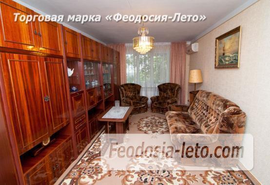 3 комнатная квартира в Феодосии, бульвар Страшинова, 10 - фотография № 4