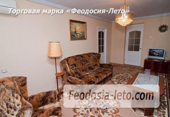 3 комнатная квартира в Феодосии, бульвар Страшинова, 10 - фотография № 5