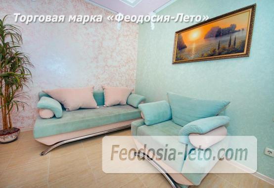 1-комнатная квартира в частном секторе г. Феодосия, улица Шевченко - фотография № 1