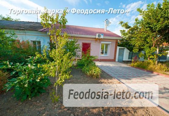 1-комнатная квартира в частном секторе г. Феодосия, улица Шевченко - фотография № 12