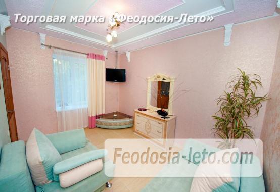 1-комнатная квартира в частном секторе г. Феодосия, улица Шевченко - фотография № 4