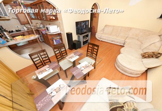 3 комнатная квартира в Феодосии, улица Чкалова, 113-Б - фотография № 12