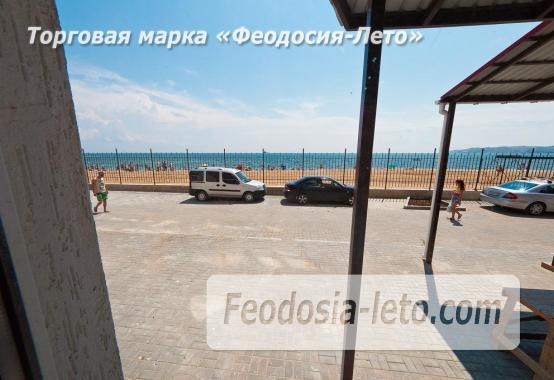 Солидное жильё на Черноморской набережной в г. Феодосия - фотография № 1