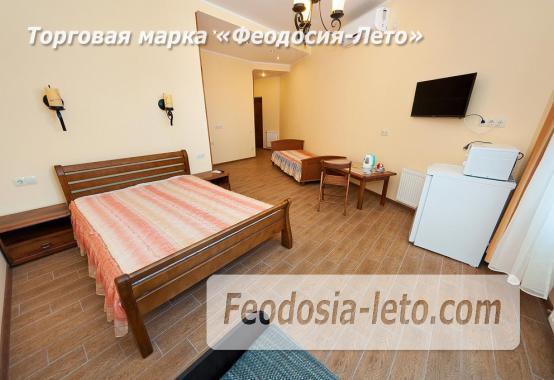 Солидное жильё на Черноморской набережной в г. Феодосия - фотография № 4