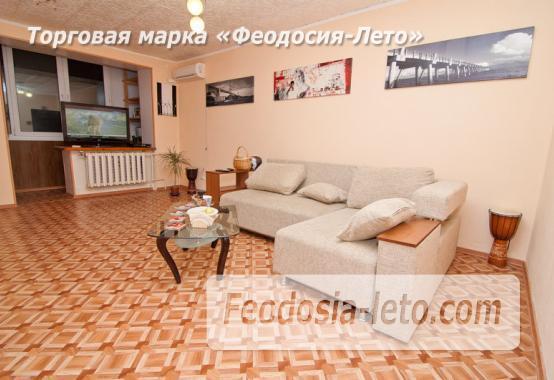 3 комнатная квартира в Феодосии на улице Крымская, 82-Б - фотография № 2