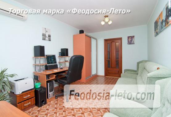 3 комнатная квартира в Феодосии на улице Крымская, 82-Б - фотография № 3