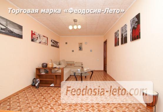 3 комнатная квартира в Феодосии на улице Крымская, 82-Б - фотография № 4