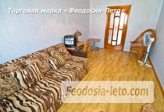 3 комнатная квартира рядом в Феодосии рядом с пляжем Динамо - фотография № 9