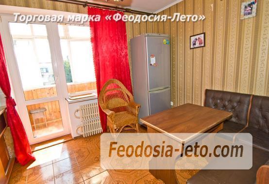 3 комнатная квартира рядом в Феодосии рядом с пляжем Динамо - фотография № 2