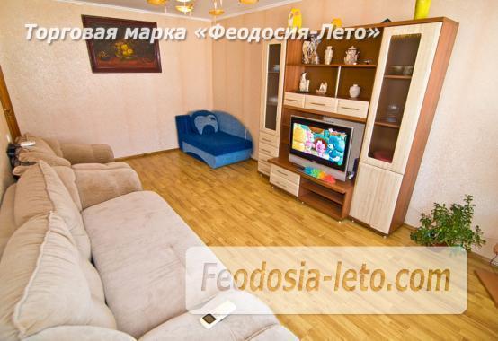 3 комнатная квартира рядом в Феодосии рядом с пляжем Динамо - фотография № 3