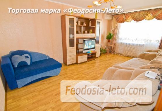 3 комнатная квартира рядом в Феодосии рядом с пляжем Динамо - фотография № 6