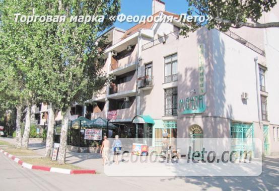 Современный 5-ти этажный отель на улице Федько в Феодосии - фотография № 1