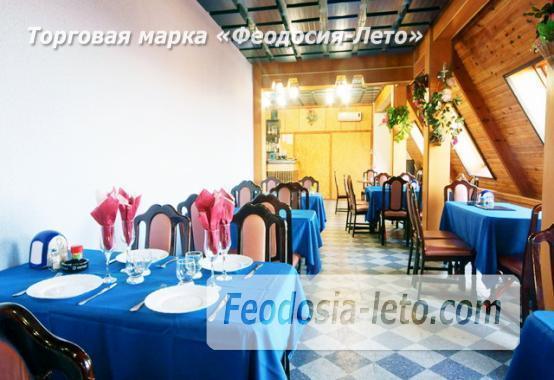 Современный 5-ти этажный отель на улице Федько в Феодосии - фотография № 6