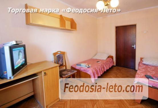 Современный 5-ти этажный отель на улице Федько в Феодосии - фотография № 20