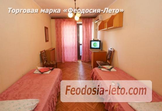 Современный 5-ти этажный отель на улице Федько в Феодосии - фотография № 21