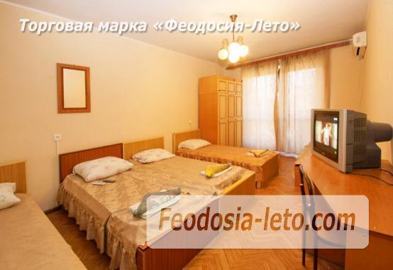 Современный 5-ти этажный отель на улице Федько в Феодосии - фотография № 23