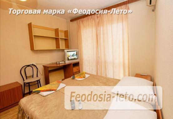 Современный 5-ти этажный отель на улице Федько в Феодосии - фотография № 24