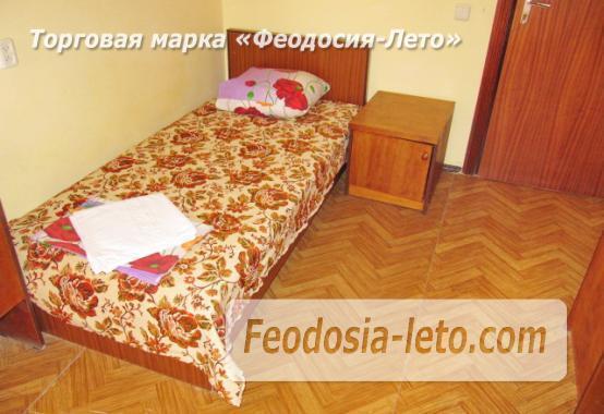 Современный 5-ти этажный отель на улице Федько в Феодосии - фотография № 25
