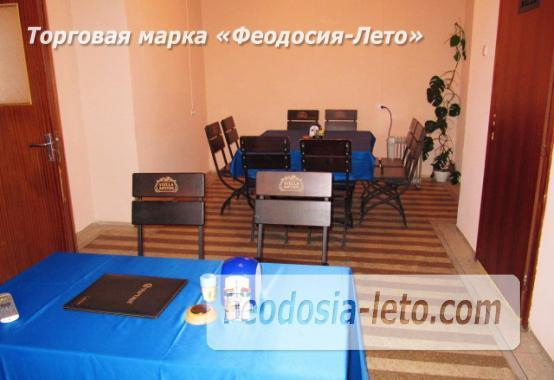 Современный 5-ти этажный отель на улице Федько в Феодосии - фотография № 8