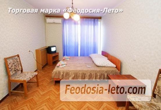Современный 5-ти этажный отель на улице Федько в Феодосии - фотография № 26