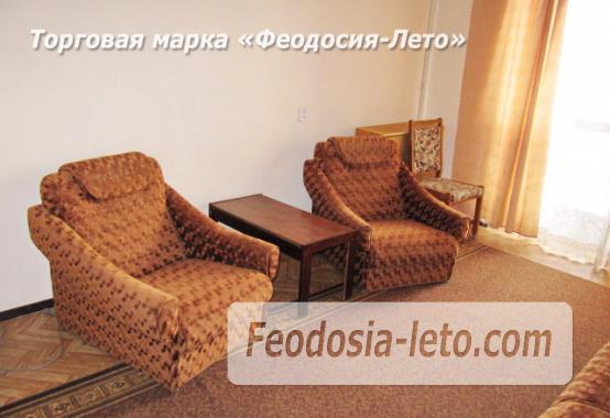 Современный 5-ти этажный отель на улице Федько в Феодосии - фотография № 28