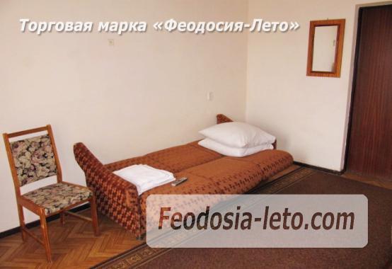 Современный 5-ти этажный отель на улице Федько в Феодосии - фотография № 29