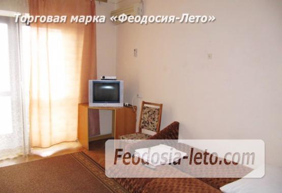 Современный 5-ти этажный отель на улице Федько в Феодосии - фотография № 30