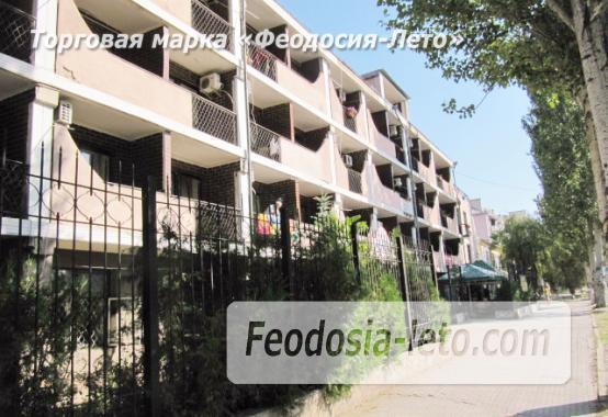 Современный 5-ти этажный отель на улице Федько в Феодосии - фотография № 33
