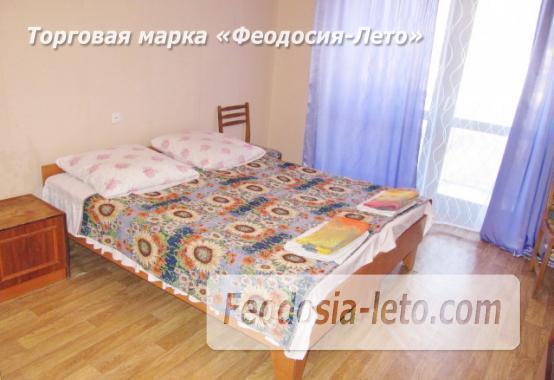 Современный 5-ти этажный отель на улице Федько в Феодосии - фотография № 34