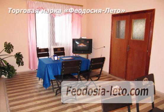 Современный 5-ти этажный отель на улице Федько в Феодосии - фотография № 9
