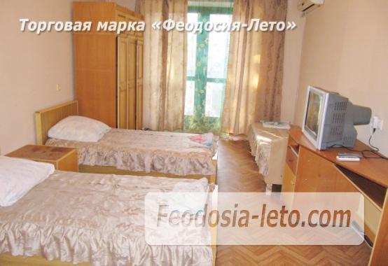 Современный 5-ти этажный отель на улице Федько в Феодосии - фотография № 36
