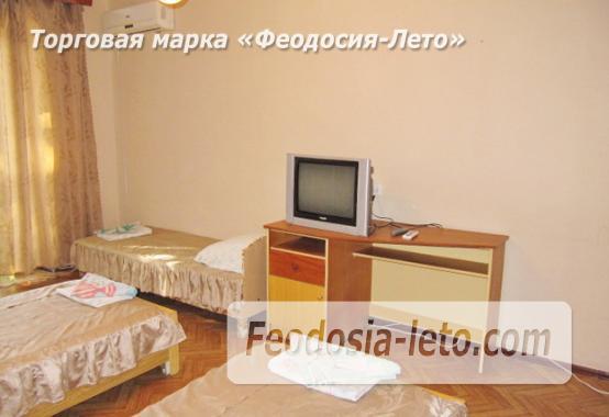 Современный 5-ти этажный отель на улице Федько в Феодосии - фотография № 37